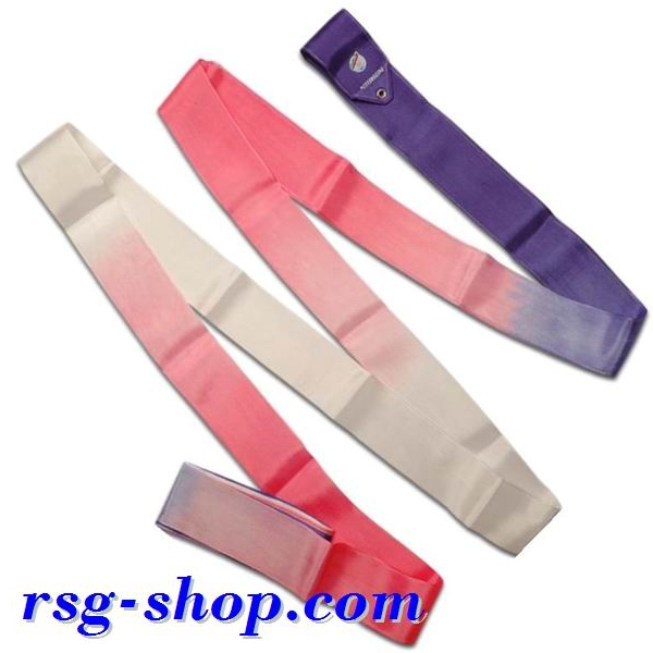 Band Pastorelli 5m Gradation Purple-Pink-White 03223